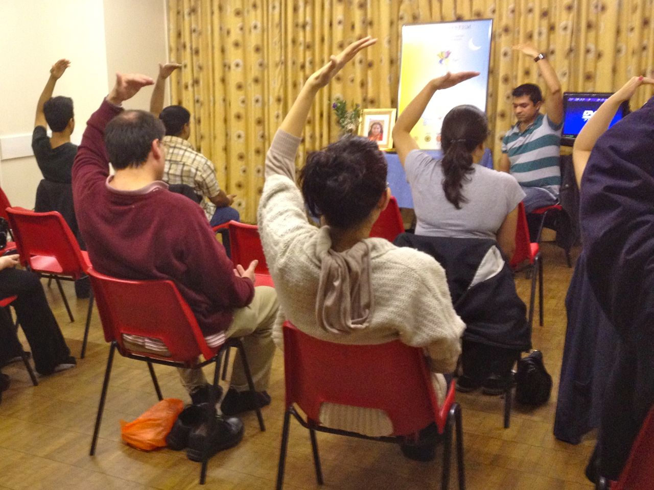 Weekly Workshop - Dealing with Stress