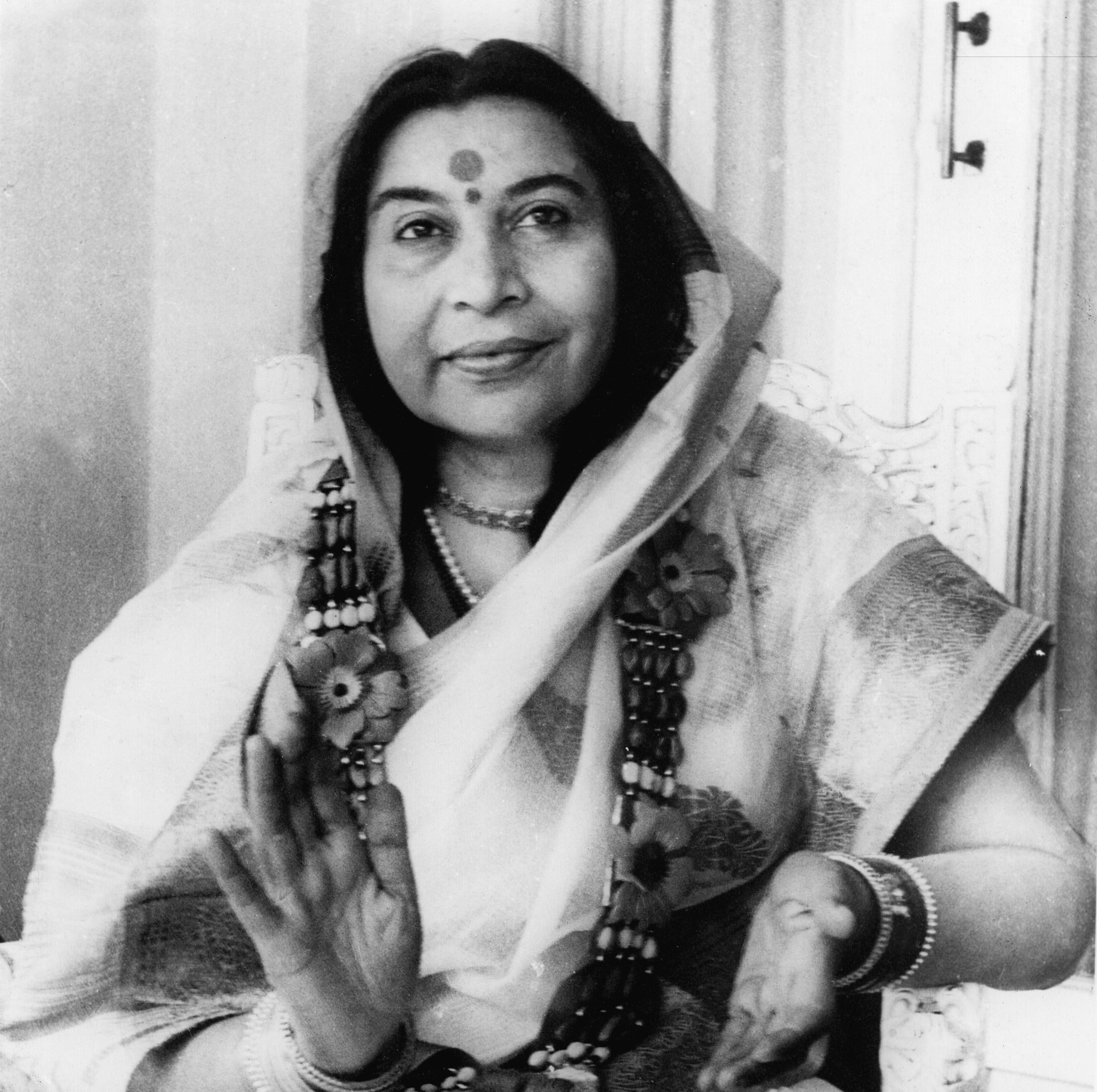 Shri Mataji Guru / Teacher - Become Your Own Guru