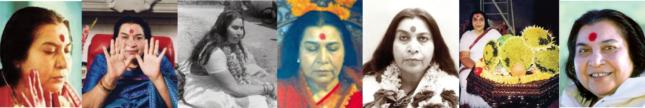Shri Mataji 2018