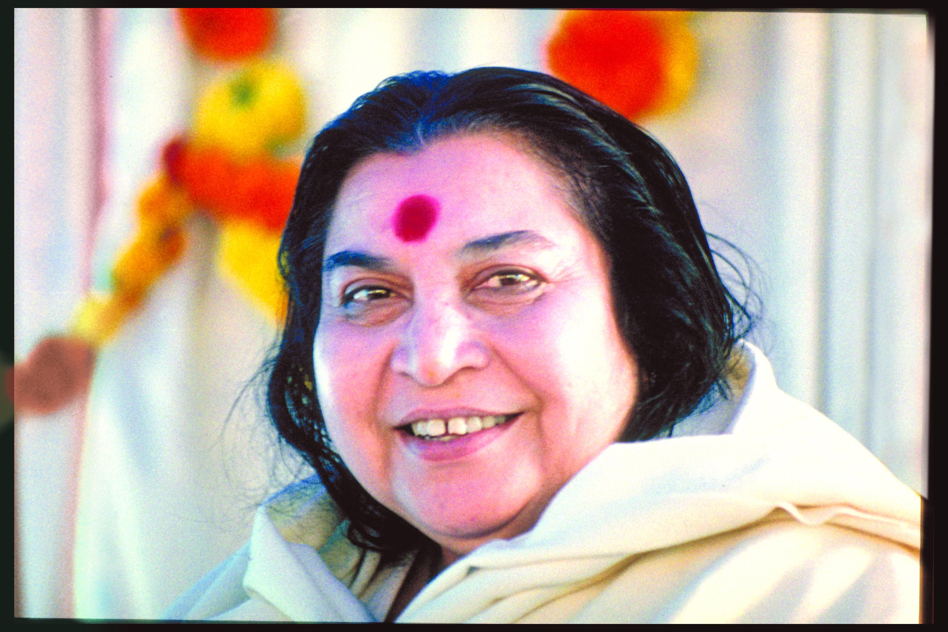 Shri Mataji - Founder of Sahaja Yoga