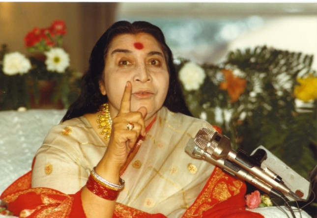 Free Meditation London - Shri Mataji