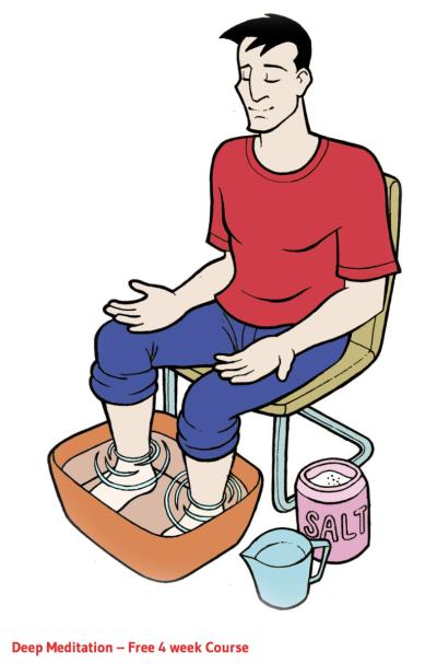 Deep Meditation – Free 4 week Course