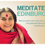 Music, Meditation, Tranquility & Peace – on April 21st @ 7.30pm – Edinburgh