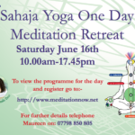 Retreat June 16th 2018